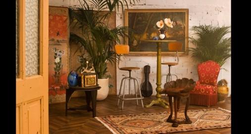ambiance d co vintage d coration int rieure r tro style d co vintage mobilier vintage. Black Bedroom Furniture Sets. Home Design Ideas