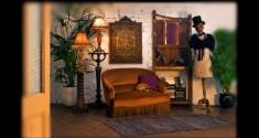 Archy : un salon à la décoration style 1900