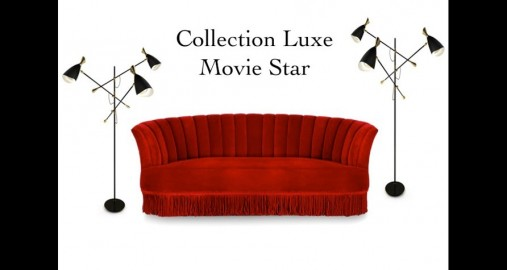 Luxury Movie Star Collection - Mid-Century Design