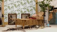 En pensant à Duras : décoration intérieure exotique