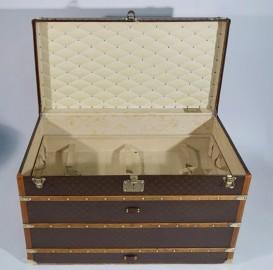Malle Courrier Louis Vuitton