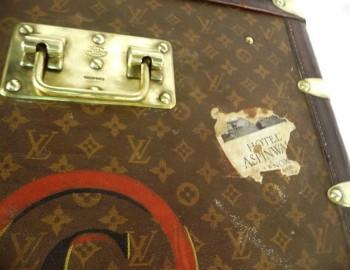 Malle Courrier Louis Vuitton de 1ere série