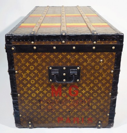Louis Vuitton Mail Trunk, 1930