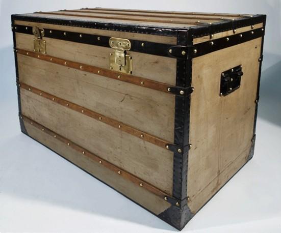 Malle Courrier Trianon - Vuitton