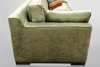 Canapé Cora amande - 260 cm