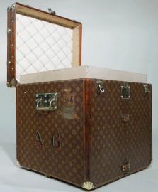 Malle à chapeau Vuitton - A.G