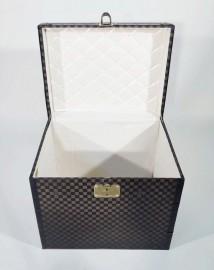 Malle à chapeaux Vuitton - Damier