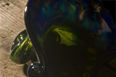 Vide-poche en verre