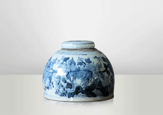 Jarre en porcelaine de Chine