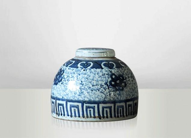 Jarre en porcelaine chinoise
