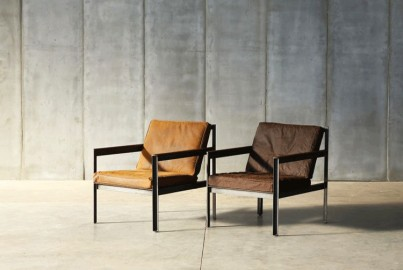 Fauteuil Cuir Andy