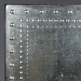 Miroir ancien Mercure  H150x100cm