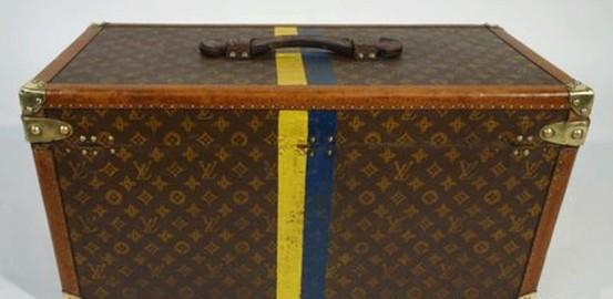 Malle à chaussures Vuitton - E.L