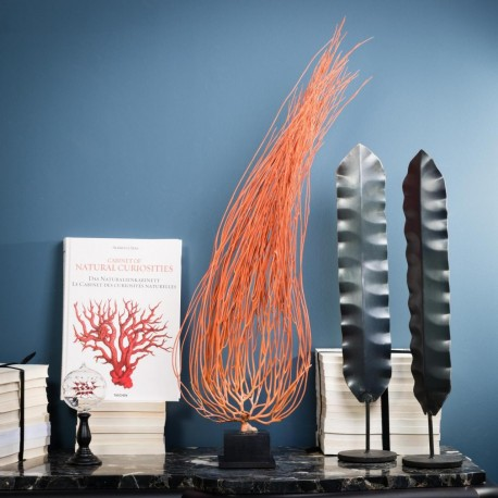 Gorgone Flamme Grand Modèle