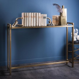 The Homer console, Mango & Marble