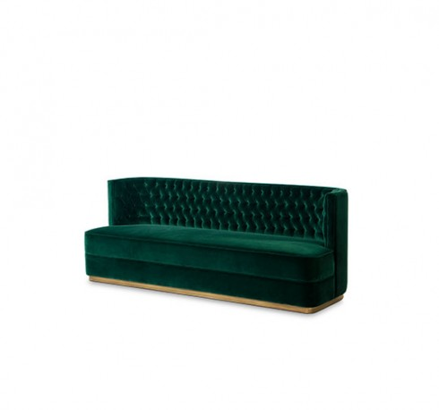 Norton Sofa - Laurel Green