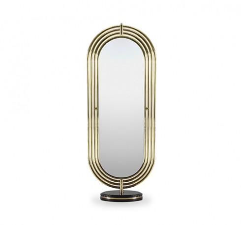 Brando Floor Mirror