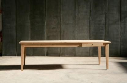 Table Salle à Manger Gioia en Chêne - 200cm