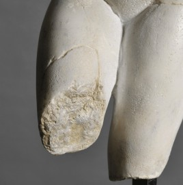 Statue Venus - sur socle