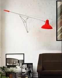 Lampe Murale Design Archy Mid Century