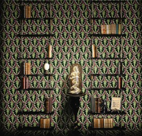 Papier Peint Feuillage, Rouleau 1000x50cm