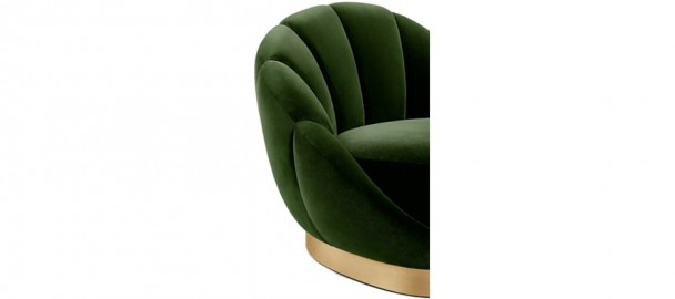 Shell Armchair - Price On Request