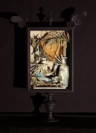 Lampe Deco Interioro, H61cm - Italie