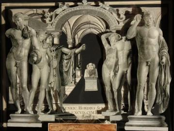 Table lamp Galeria di Uffici, Italy