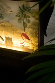 Lampe décorative Botanica, Italie