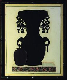Engravings Japanese Vases