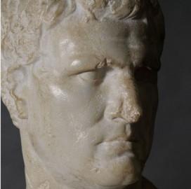 "Greek Bust, ""The Discophore"""