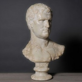 Buste Agrippa, Rome Antique