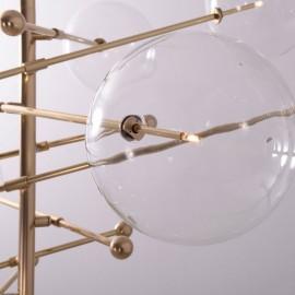 Sputnik Chandelier 01