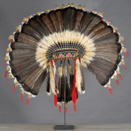 Chief Sioux Headdress Reproduction