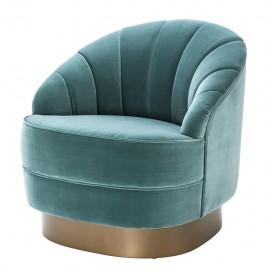 Monroe Armchair 60-70s Style