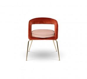 Opus Dining Chair Mid Century Style