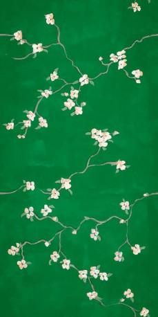 Papier Peint ALGUES, Rouleau 1000x50cm