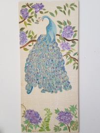 Silk paintings - Made On Order
