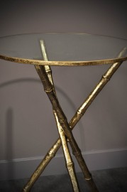 Bout de Canapé bambou