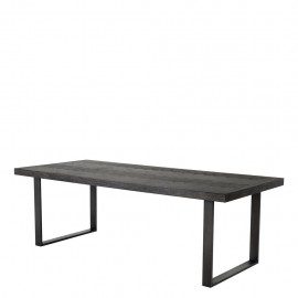 Chevron Oak Dining Table 230cm