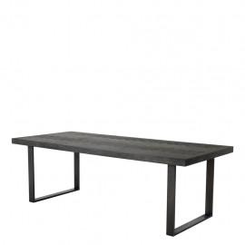 Table à manger en Chêne Chevron 230cm
