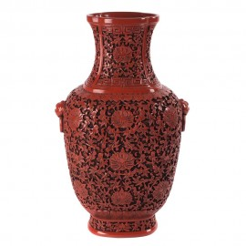 The Jungle Vase, 30s inspiration