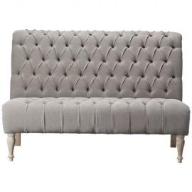 Aeva Sofa Cherstelfied Grey