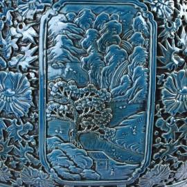 Large Chinese Museal Vase