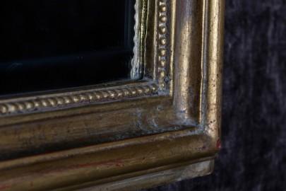 Antique Mirror Napoleon III