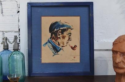 Portrait Basque, 1950