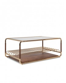 Coffee Table Agatha, Movie Star Collection Made On Order