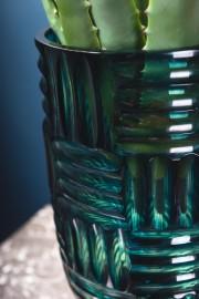 70s glazed ceramic vase - SOLD