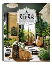 """beautiful book of decorative photographs: """"A Beautiful Mess"""""""