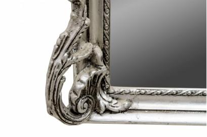 Baroque Mirror Sylphide Silver